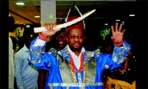 Chief Chukwudi Ihenetu, Eze Ndigbo Ghana