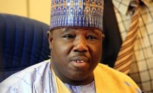 Senator Ali Modu-Sheriff