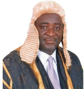 Hon. Edward Ubosi, Speaker, ENHA