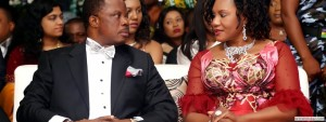 Obiano and wife