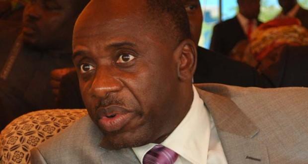 Ex-Governor Rotimi Amaechi