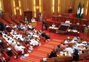The Senate in plenary
