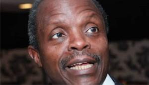 Vice President, Prof. Yomi Osibanjo
