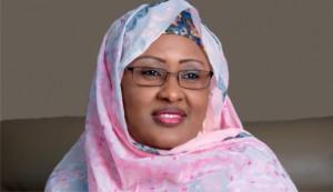 Wife of the President, Mrs. Aisha Buhari