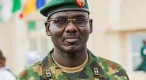 Chief of Army Staff Lt-General Tukur Buratai.