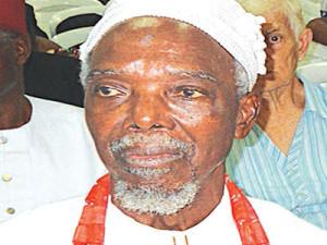 Prof Chukwuemeka Ike