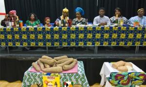 Igbo New Yam Festival in the UK