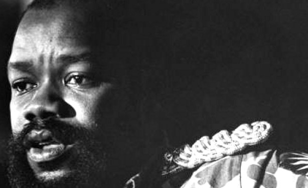 Ojukwu as Biafran Head of  State