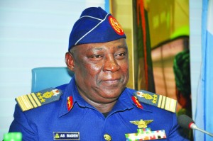 Air Chief Marshal A.S. Badeh