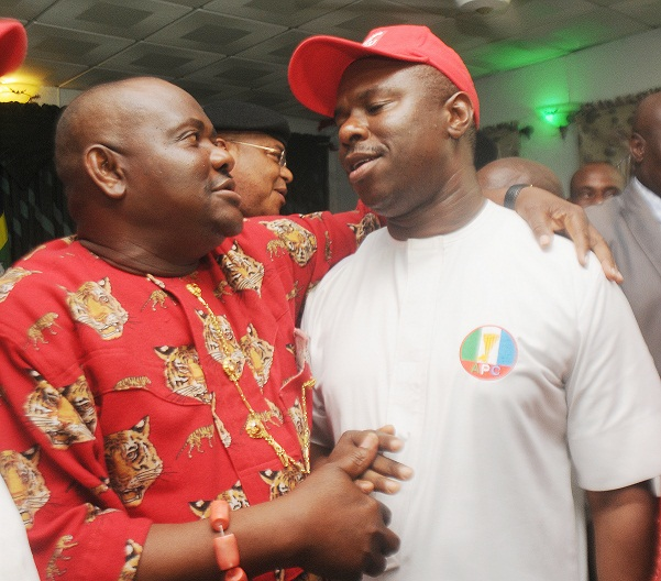 Wike and Peterside