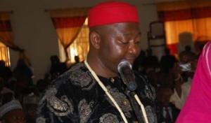 Nonso Ezedinma, National Coordinator of Igbos Diaspora Initiative for Buhari (IDIB).